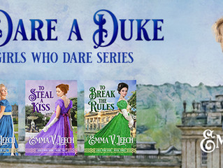 A New Series! Girls Who Dare.