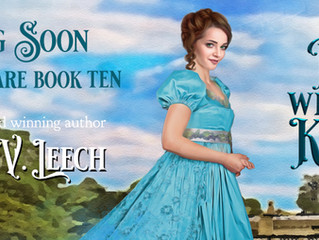 Book 10 on pre-order! Helena & Gabriel