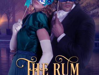 Book 3 of the Regency Romance Mysteries on pre-order.