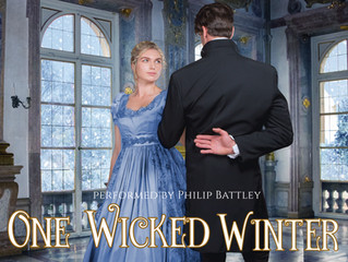 One Wicked Winter available as an audiobook!