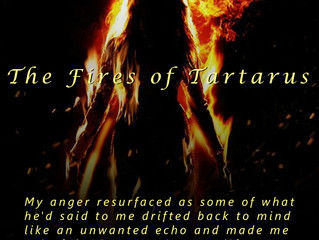 AVAILABLE TOMORROW THE FIRES OF TARTARUS!