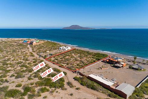 El Bajo Lots - East View with Coronado I