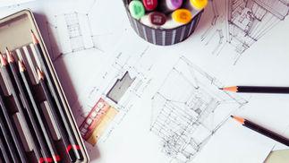 Concept Design Sketching & Development