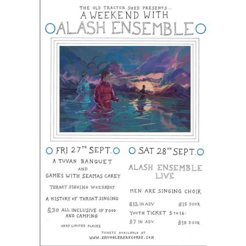 A Weekend with Alash Ensemble