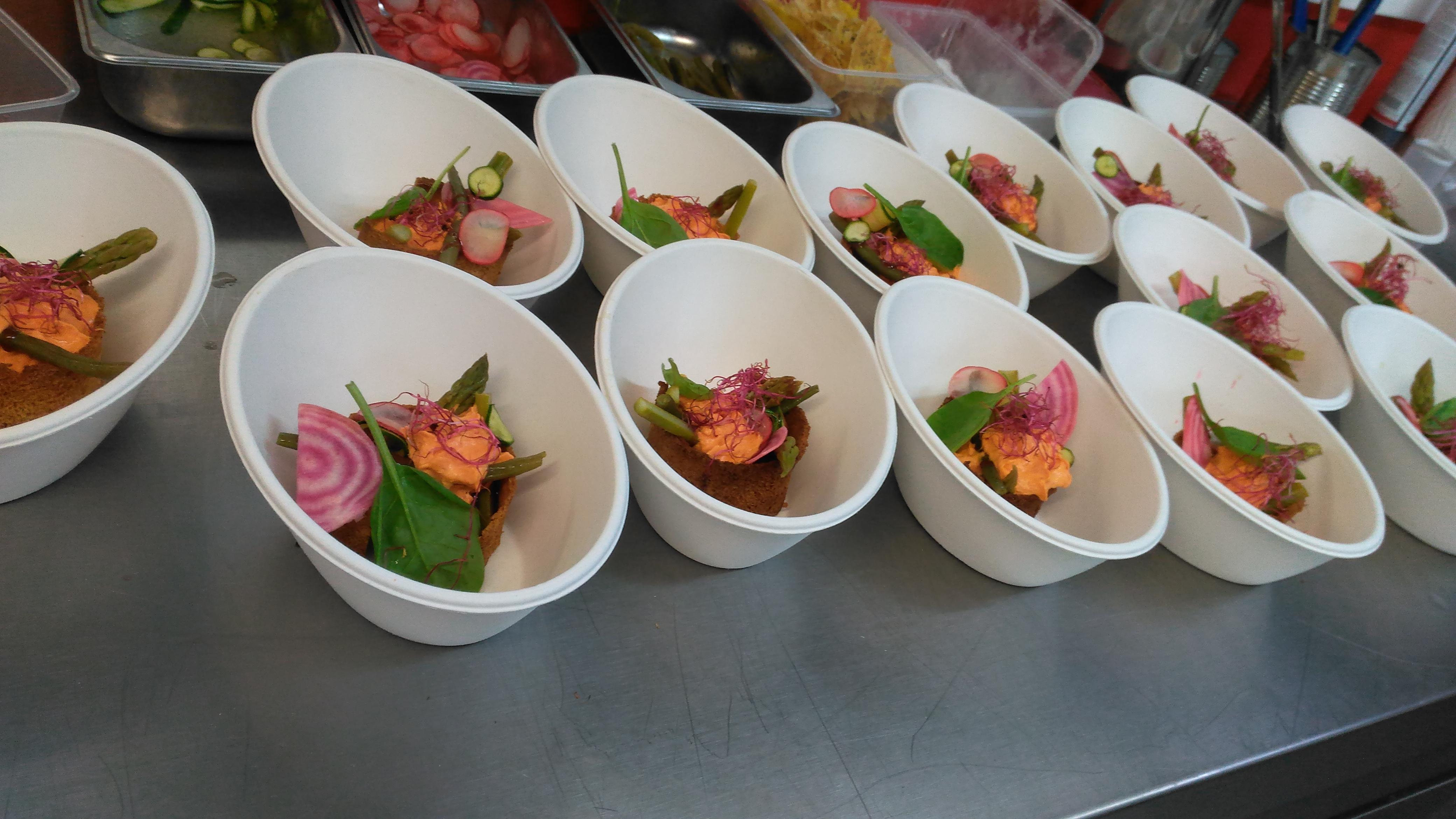 plats plateau repas