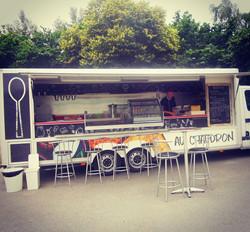 au chaudron food truck