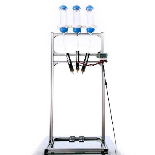 Three Valve Water Drop Combo with M Size Frame)