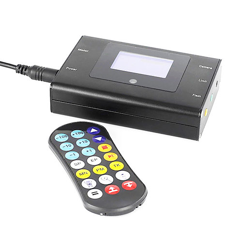 IR Remote Motion Controller