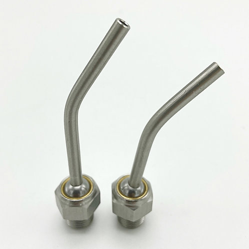 Adjustable Long Neck Angled Nozzles