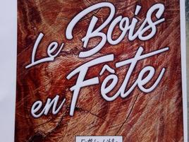 """Salon """"Le bois en Fête"""""""