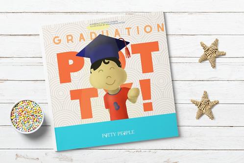 Graduation Potty Children's Potty Training Book