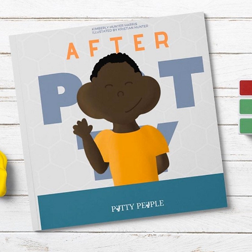 After Potty Children's Potty Training Book