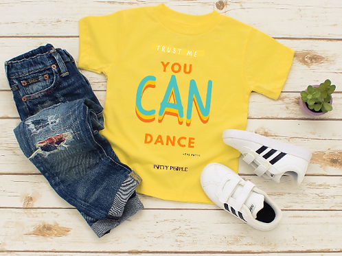 Trust Me, You Can Dance- The Potty, Training Shirt