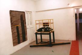 תערוכת פיסול, דצמבר 1983, בילו בליך