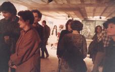 אחד העם בלב דיזנגוף 1985ערב פתיחה 9