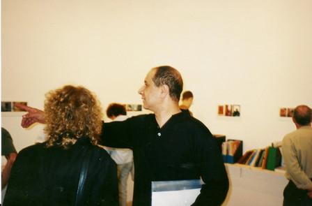 ספריה מזרחית, רוני סומק, מרץ 2000