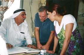 חביון, טמיר, כמוס, חן שיש, סולימן מנצור, אצל השומרונים, שכם, דצמבר 1999