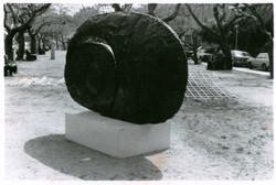 פיסול בשדרות רוטשילד, שנתיים לגלריה אחד העם 90, אפריל 1984