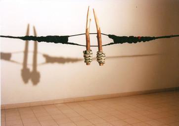 איון, עיצוב, עבודה של זיויה עם ורד זיקובסקי , אוקטובר 1997