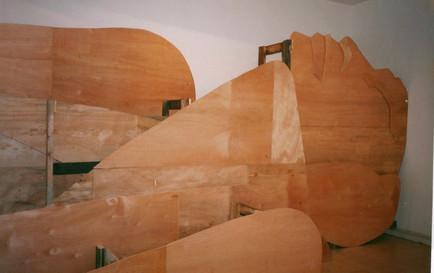 נרדמו, אדריכלות, איריס הורוביץ, רפי סגל, תמר זינגר, יוני 1998
