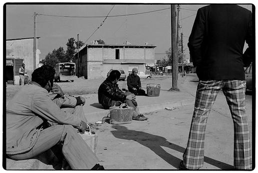 שוקה גלוטמן, עבודה מתערוכת היחיד, יבנה בצילום, מאי 1986