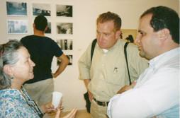 מרחב של מרחקים, נאקאשיאן, רפי ספייא, ויויאן סילבר, מאי 1999