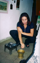 חביון, טמיר, כמוס, אוצרות שטח, אמונה עממית, חן שיש, בית שמש, דצמבר 1999