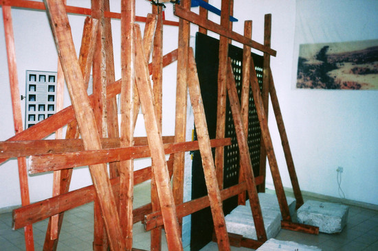 סמוי, אדריכלות, יורם נידם, גל גאון, יוני 1997