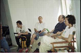 איון, עיצוב, בנתיב ההתכלות, זיויה, עזרי טרזי, עמי דרך, דב גנשרוא, אוקטובר 1997