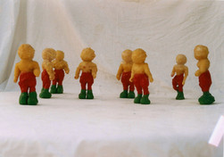 החלק המלא של הסימן 1, 2, 3, אמנות נשים, אוצרת אורחת: אילנה טננבאום, ינואר 1996