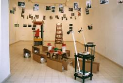 בילו בליך, עניינים שהארכיטקטורה עוסקת בהם, מיצב, מרץ 1996