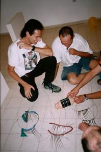 איון, עיצוב, בנתיב בהתכלות, עמי דרך, דב גנשרוא, אוקטובר 1997