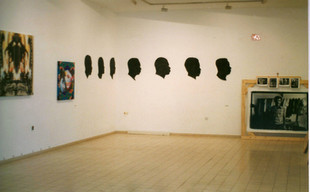 עבודה זרה, עובדים זרים בישראל, אוצרות שטח, דני בק, ינאי זלצר, אייל פישר, ניצן צברי, אלדד רפאלי, פברואר 1996
