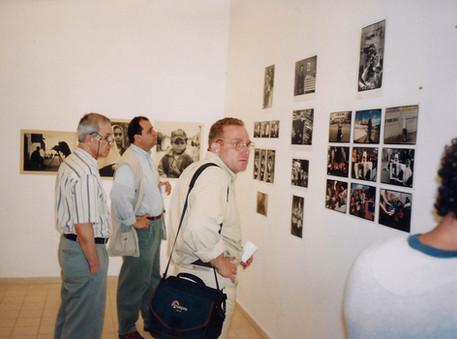 מרחב של מרחקים, רפי ספייא ונאקאשיאן הבן, מאי 1999
