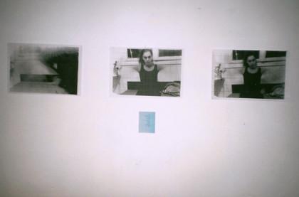 חביון, טמיר, כמוס, עבודה של יפעת לייסט, דצמבר 1999