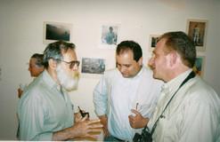 מרחב של מרחקים, רפי ספייא, נאקאשיאן הבן, מיכה ברעם, מאי 1999