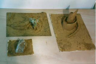 אדריכלות בחולות, מודל, גיל גורן, מאי 1992