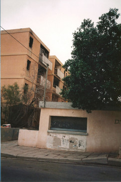 בלוק, תהליך אוצרות שטח, בלוק נטוש, ינואר 1997