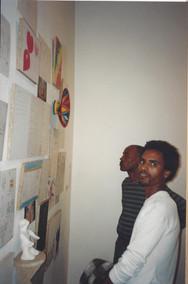 גשר מזהב, אמני בלוק חברי קהילת יוצאי אתיופיה, אוקטובר 1998