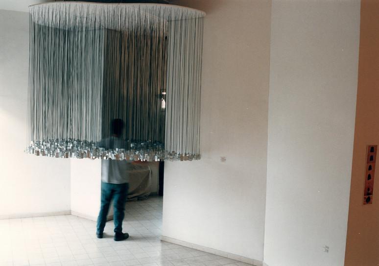 איון, עיצוב, עבודה של עידו ברונו, אוקטובר 1997