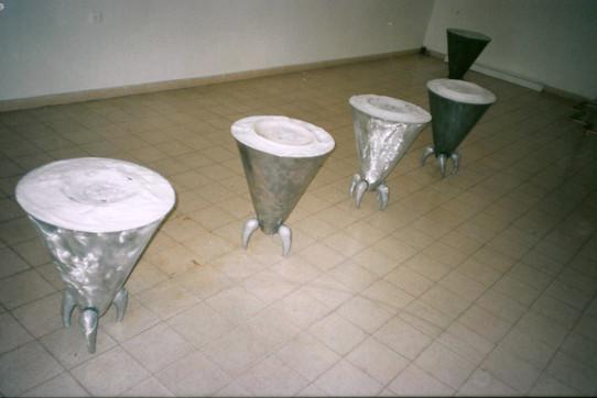חביון, טמיר, כמוס, עבודה של דני שושן, דצמבר 1999