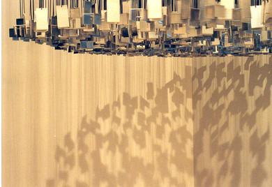 איון, עיצוב, פרט מעבודה של עידו ברונו, אוקטובר 1997