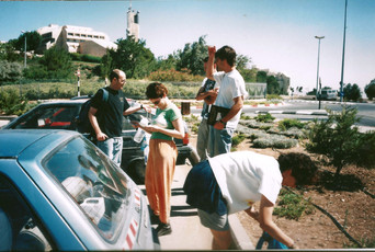 איון, עיצוב, זיויה, עידו ברונו, דב גנשרוא, עזרי טרזי, ורד זיקובסקי, הר הצופים, אוקטובר 1997