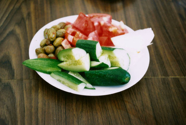 ת'ארוחה, עיצוב, אוצרות שטח, מסעדה מזרחית, וואדי ניסנס, חיפה, ינואר 2000