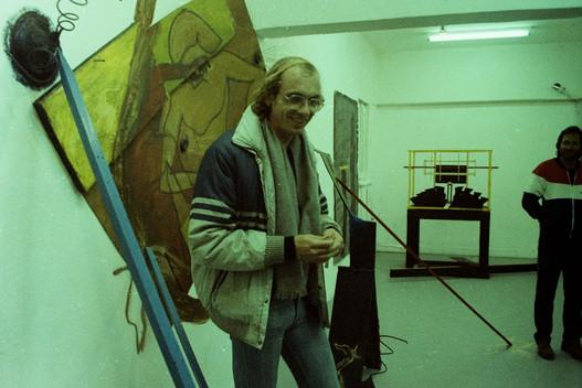 תערוכת פיסול, דצמבר 1983