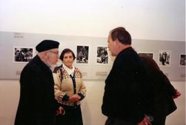 ולטר צדק, משמאל, מעבר לקו, צילומי עיתונות מהאינתיפאדה, דצמבר 1991