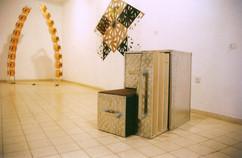 איון, עיצוב, דב גנשרוא ארונית, עמי דרך סרגלים, עזרי טרזי קשת רמקולים, אוקטובר 1997