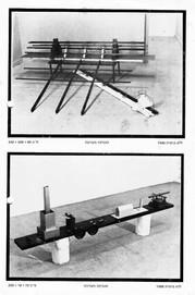 בילו בליך, דף תערוכה, אוקטובר 1985