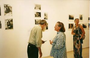 מרחב של מרחקים, ויויאן סילבר, מיכה ברעם, מאי 1999
