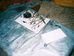 חביון, טמיר, כמוס, אוצרות שטח, כתיבת קמעות, דצמבר 1999